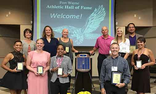 2016 Athletic Hall of Fame